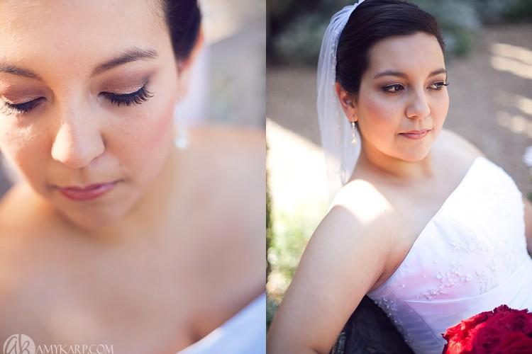 erin | BRIDALS at the DALLAS ARBORETUM