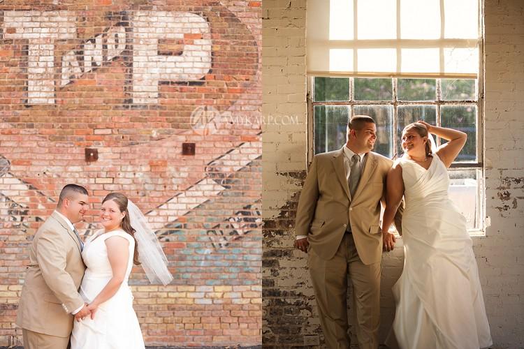 amanda + nathan's wedding sneak peek! | HICKORY ST ANNEX AND DEEP ELLUM WEDDING PORTRAITS IN DALLAS