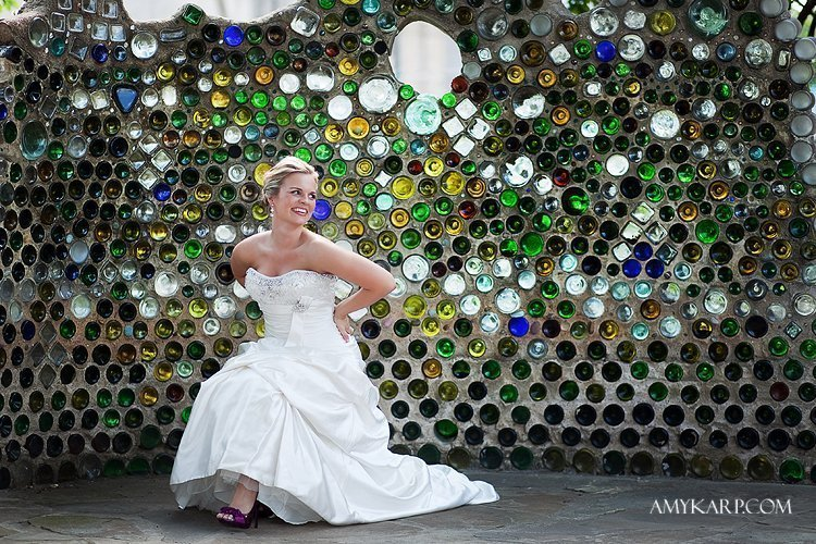 bridals at hickory street annex of ashley brown featured in texas wedding