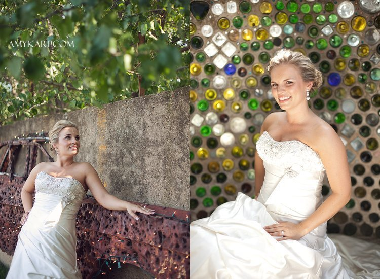 bridals at hickory street annex of ashley brown featured in texas wedding guide magazine by plano wedding photographer amy karp photography