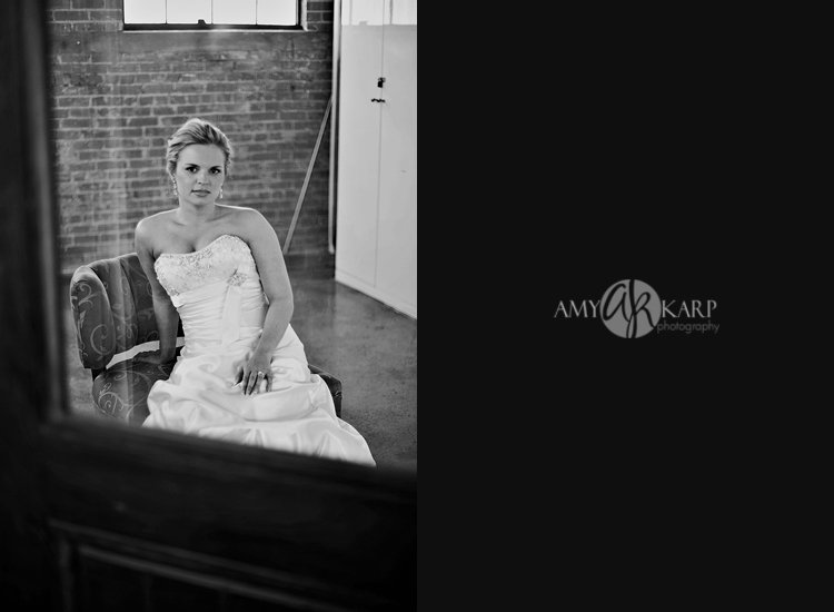 bridals at hickory street annex of ashley brown featured in texas wedding guide magazine by frisco wedding photographer amy karp photography