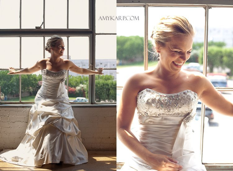 bridals at hickory street annex of ashley brown featured in texas wedding guide magazine by dfw wedding photographer amy karp photography