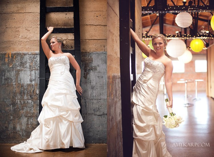 bridals at hickory street annex of ashley brown featured in texas wedding guide magazine by texas wedding photographer amy karp photography