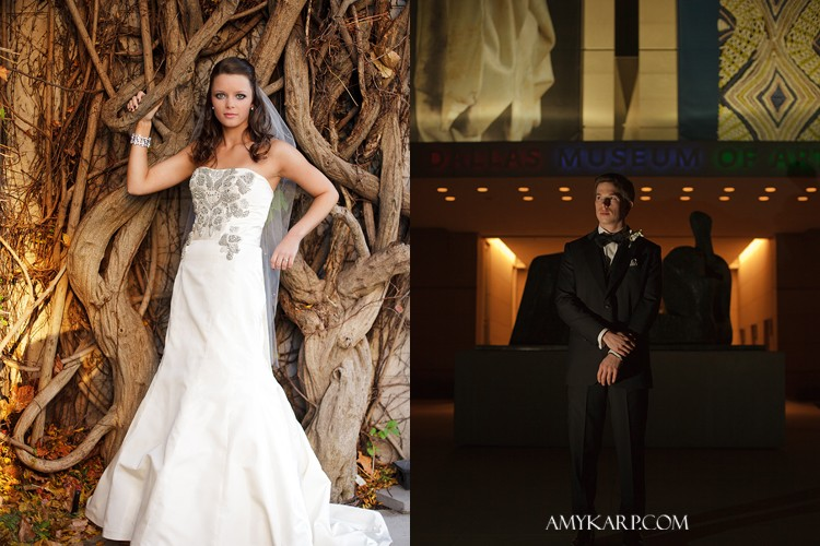 COMING SOON :: Dallas Museum of Art Wedding :: Mallory and Ryan