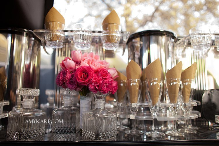 julie and mark wedding in richardson texas at reneissance hotel with tulip wedding bouquets by dallas wedding photographer amy karp photography