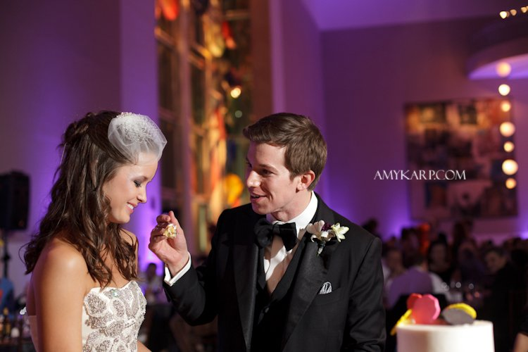 Wedding Cake Competion @ The Magnolia Hotel in Dallas – 2.22.11