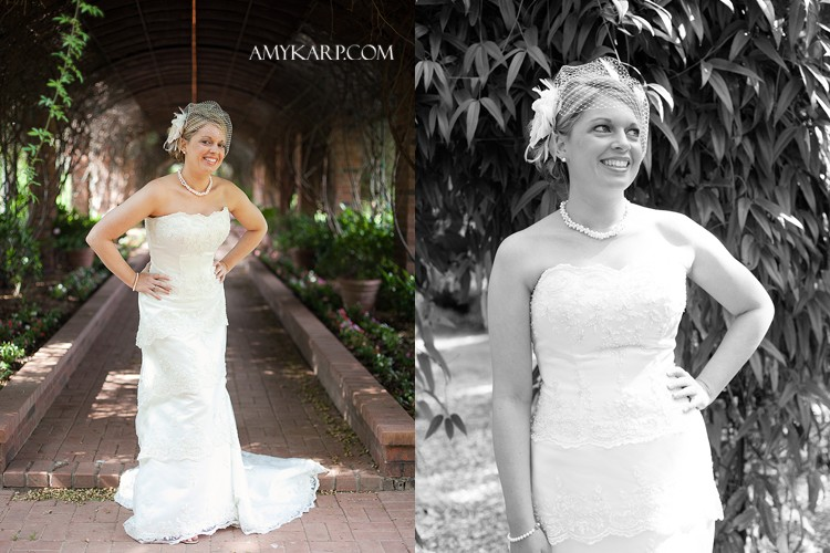 clare + tre | WEDDING in Weatherford TX at Clark Gardens pt 1