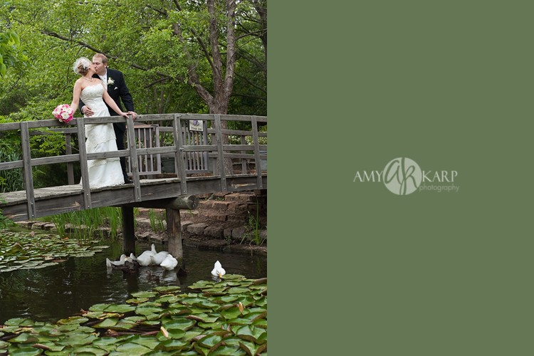 clare + tre | GARDEN WEDDING CEREMONY @ CLARK GARDENS