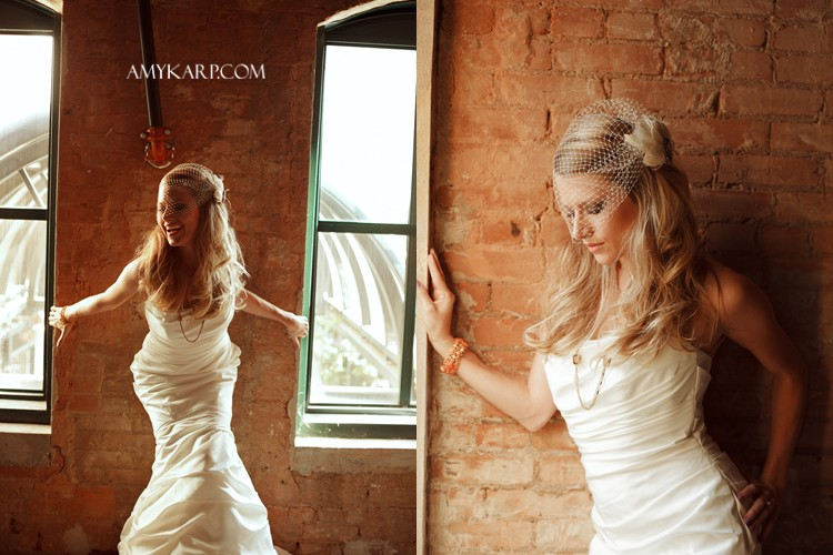 arden | DOWNTOWN DALLAS BRIDALS DURING RUSH HOUR