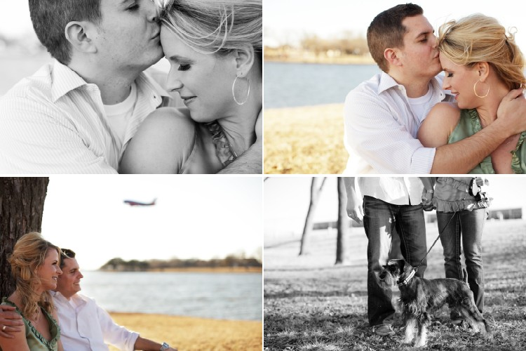 michelle and mark engaged in dallas :: sneak peek!