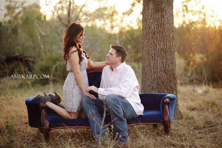 Trishia & Mike's Houston Engagement Session sneak peek!