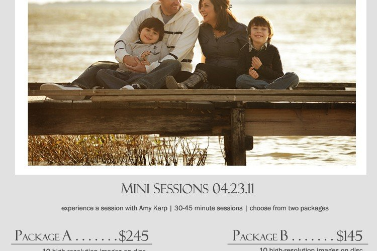 Dallas Portrait Mini-Sessions :: Now Accepting Sessions!