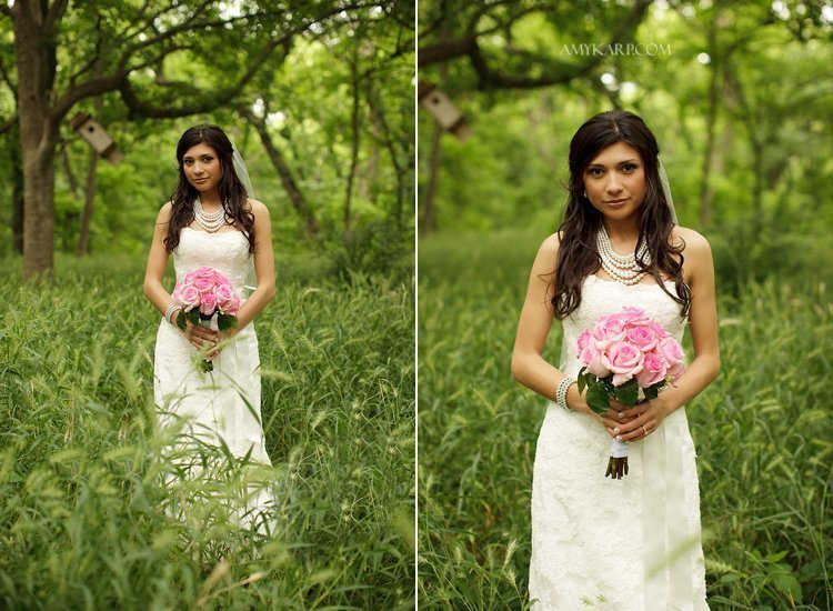 richardson texas outdoor bridal session by dallas wedding photographer amy karp (4)