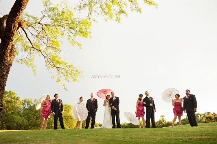 Vianey and Matt's Outdoor Fort Worth Wedding sneak peek!