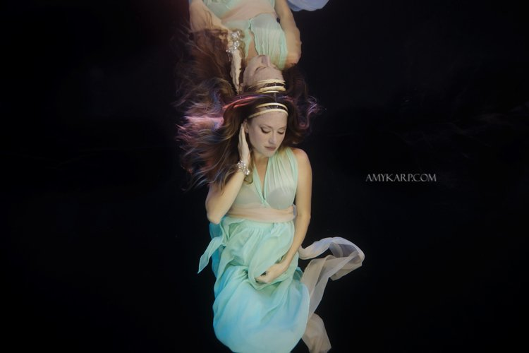 underwater maternity photography by dallas wedding photographer amy karp (4)