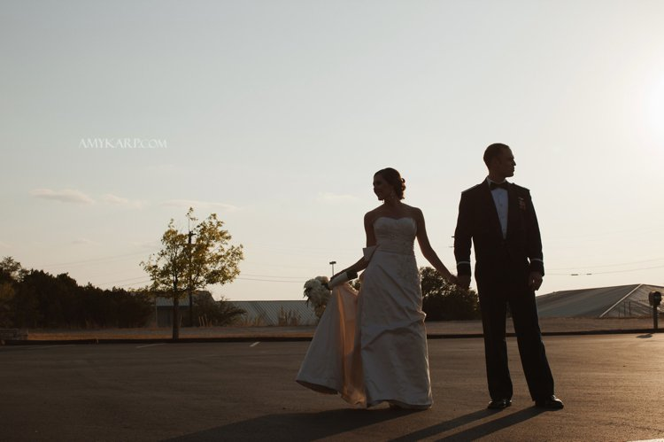 Kathryn and Ben's Austin Wedding