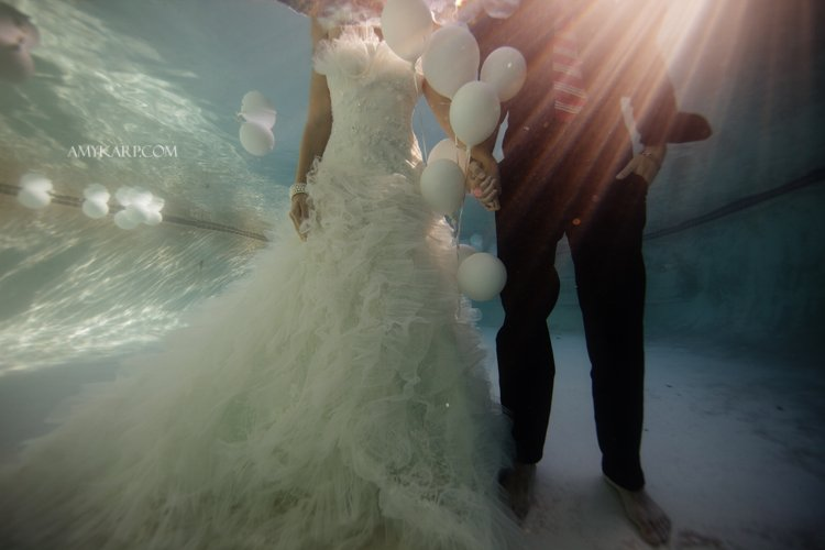 underwater photography wedding (2)