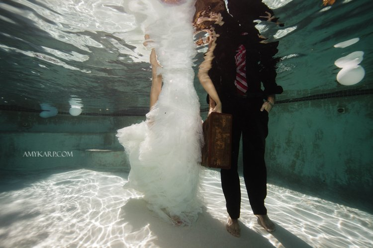 underwater photography wedding (7)