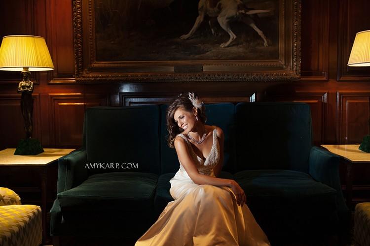 Raegan's Bridals at the Adolphus Hotel in Dallas