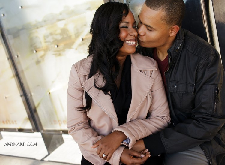 Bianca and D'Marcus are Engaged!