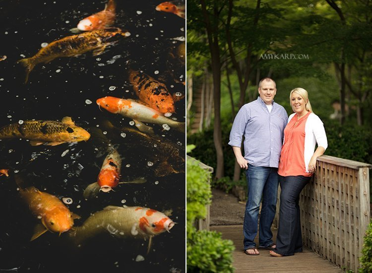 dallas wedding photographer at the fort worth japanese gardens (11)