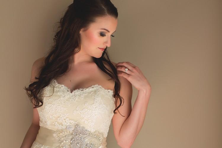 Kara's Rockwall Bridal Portraits