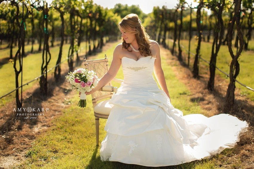 Kimberly's Vineyard Bridals