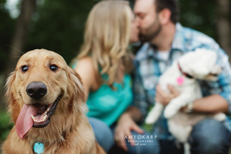 Autumn & Charles' Fort Worth Engagement Session