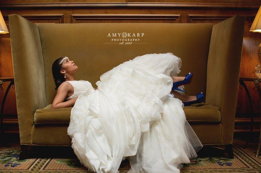 Nicole's Adolphus Bridal Portraits