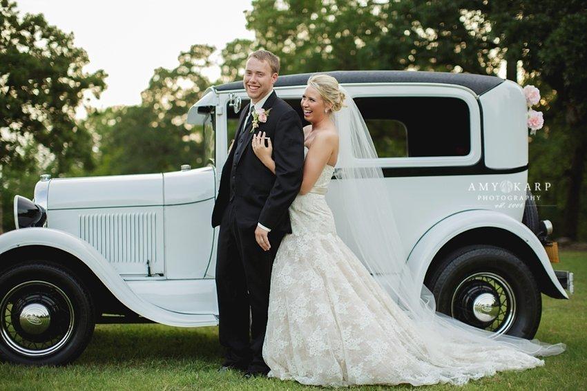 Rachel & Ethan's Gorgeous Oklahoma Wedding at Fort Washita