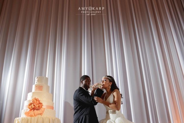 Nicole & Greg's Dallas Adolphus Wedding