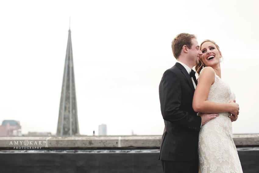 The Milwaukee Wedding of Andrew & Andrea