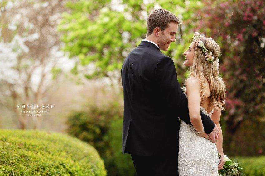 The Dallas Arboretum Wedding of Jessica & Andrew