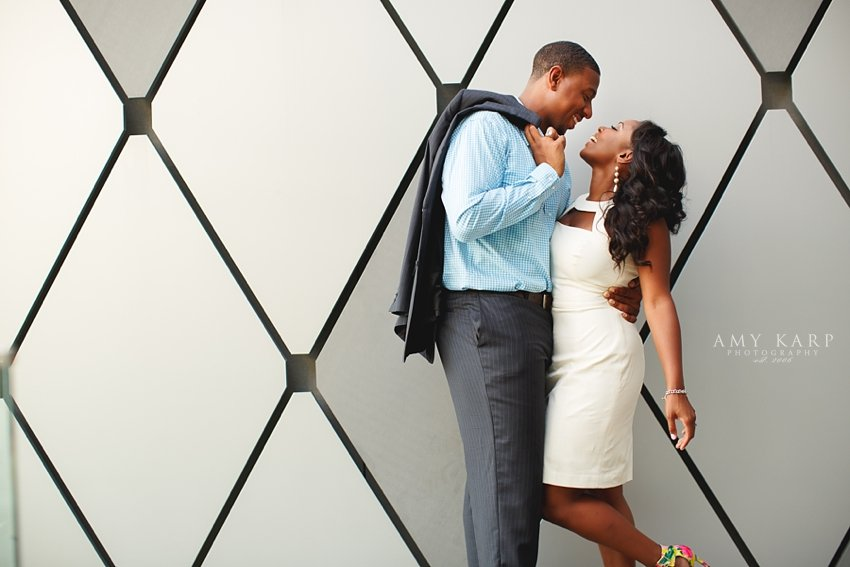 Dallas Engagement Session with Heather and Jason