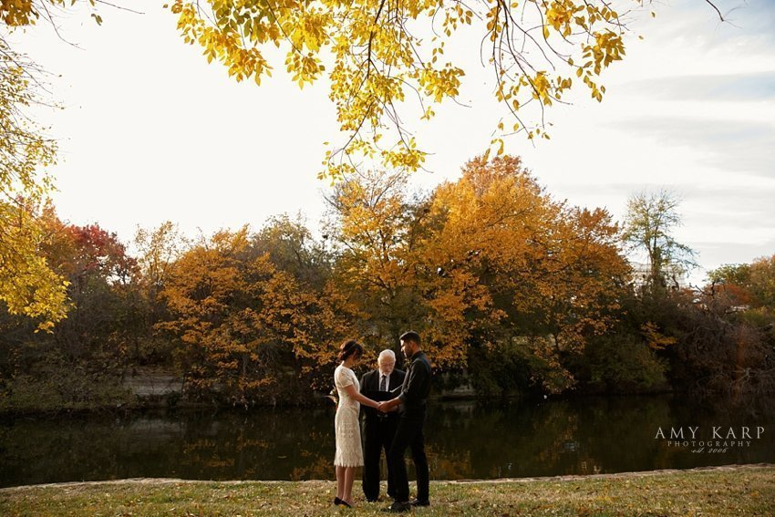 Wedding Elopement in Dallas for Amanda & Chris