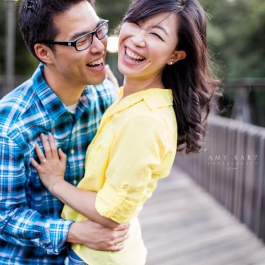 Joy and Alex