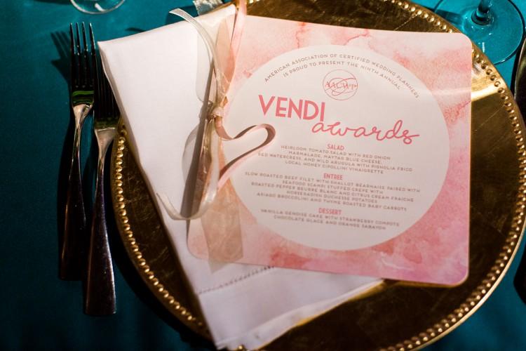2016 AACWP Vendi Awards