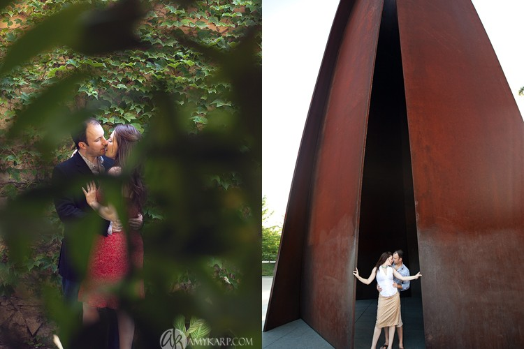 shannon + brian | ENGAGEMENT SESSION IN FORT WORTH sneak peek!
