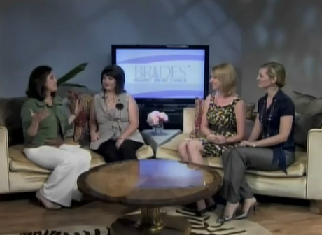 Brides Against Breast Cancer :: We were on DFW Closeup!