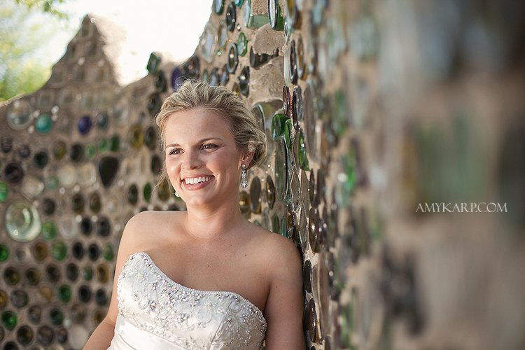 bridals at hickory street annex of ashley brown featured in texas wedding guide magazine by fort worth wedding photographer amy karp photography
