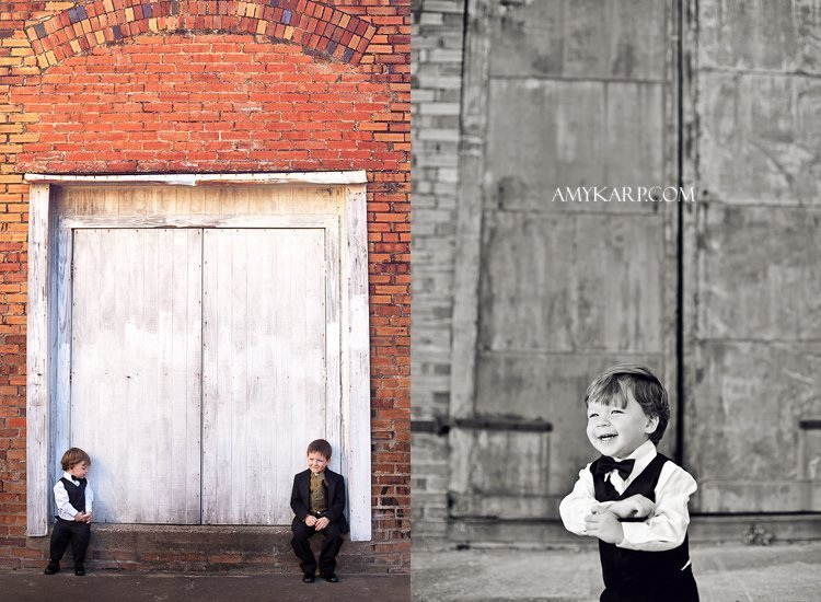 dallas family photographer collin and logan by amy karp photography