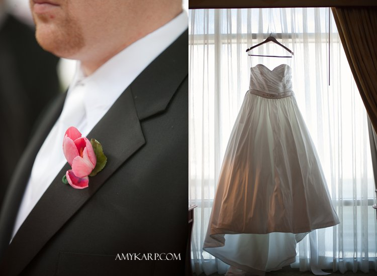 julie and mark wedding in dallas texas at catholic church with full mass by dallas wedding photographer amy karp photography