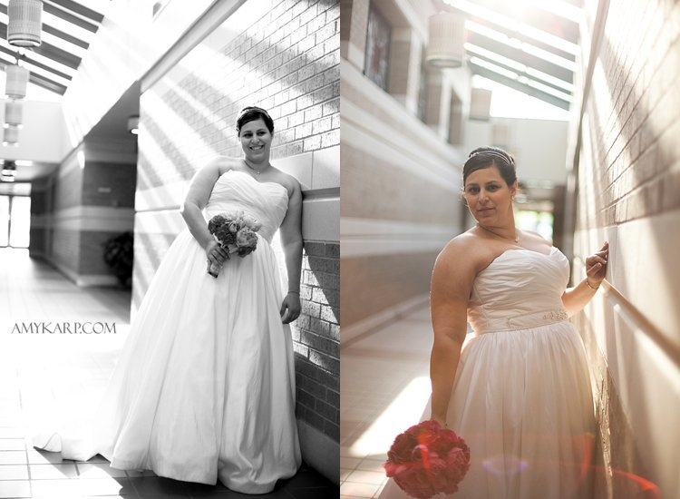 julie and mark wedding in richardson texas with bridal flats by dallas wedding photographer amy karp photography