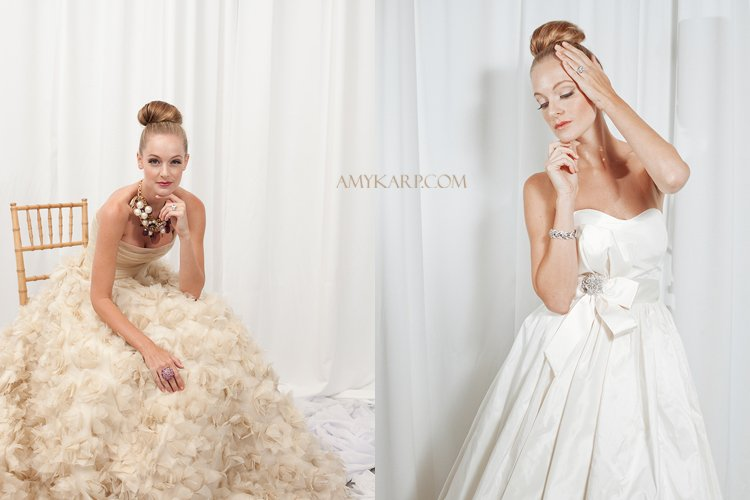 photographing dallas couture bridal gowns with texas wedding guide