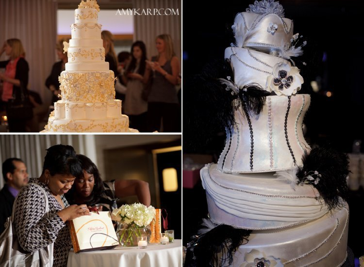 Cake Design Competition : Dallas Wedding Photographer Amy Karp -Magnolia Hotel in ...