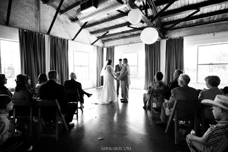 Amanda & Nathan's Hickory Street Annex Wedding in Dallas