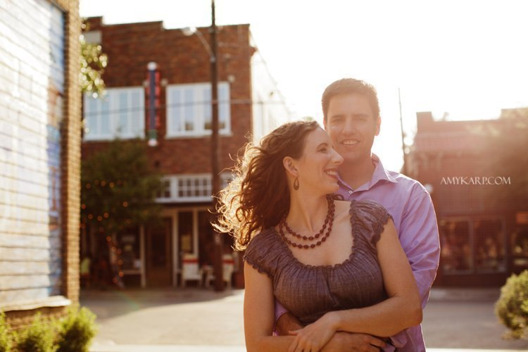bishop arts and turtle creek engaement session of leslie and aaron by dallas wedding photographer amy karp (2)