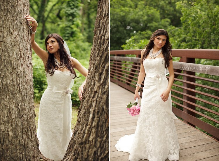 richardson texas outdoor bridal session by dallas wedding photographer amy karp (6)