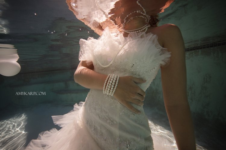 underwater photography wedding (5)