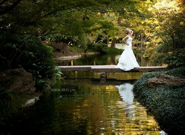 Ordinaire Dallas Wedding Photographer Amy Karp  Emilyu0027s Bridals At The Fort Worth  Botanic Garden